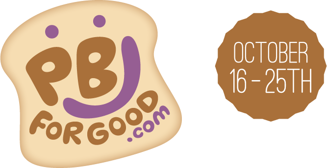 Welcome to PB&J For Good - #PBJForGood