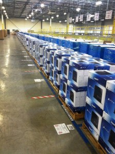 Amazon's PS4 stock, on launch day