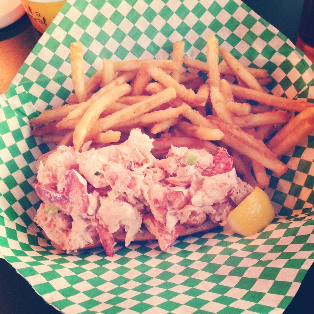 Lobsta Roll.