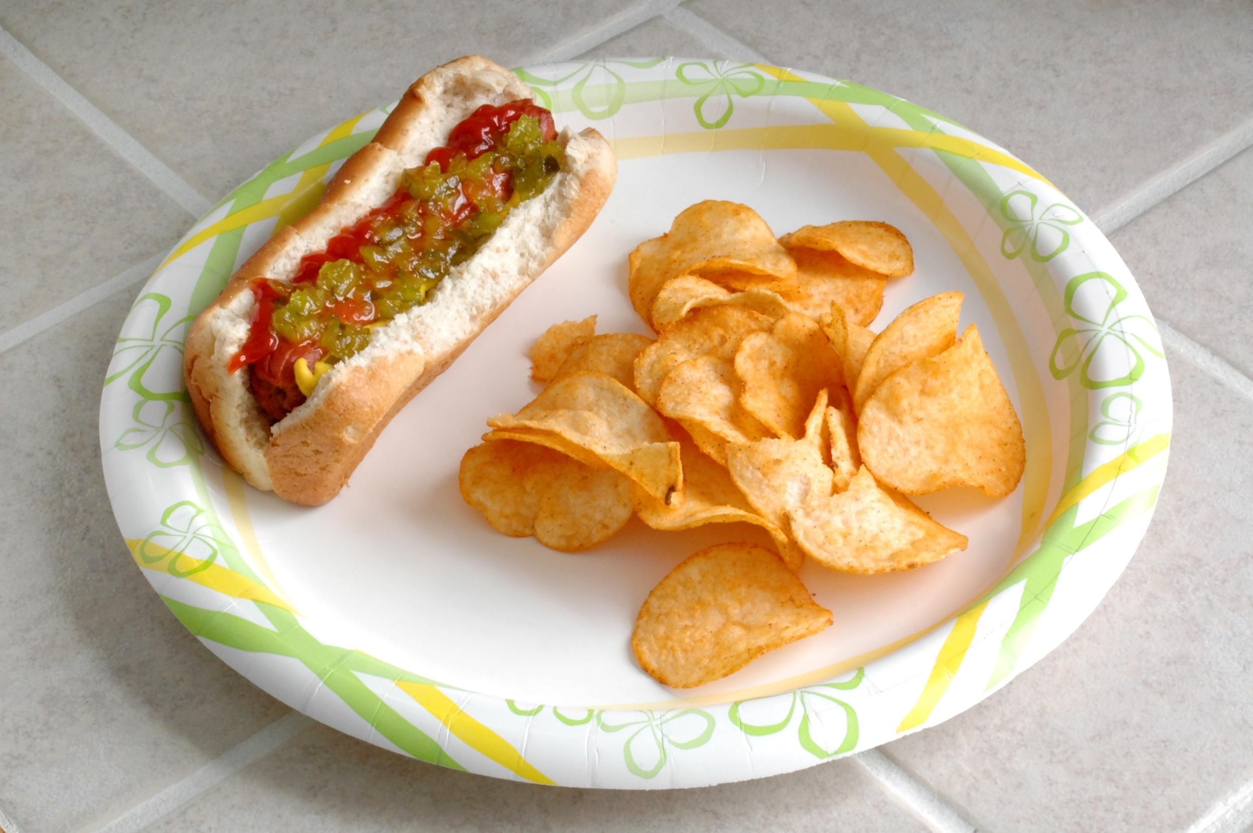 hotdognchips