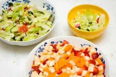 dreamstimefree_healthy_salads