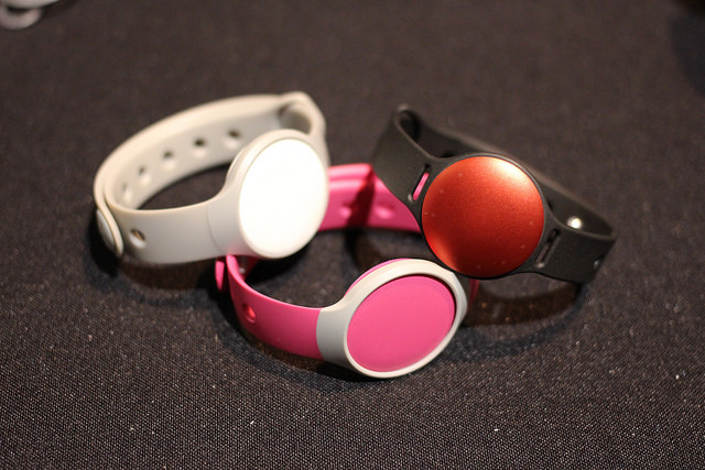 Ms.Fit FLASH Fitness & Sleep Monitor, Photo by Maurizio Pesce/ CC BY