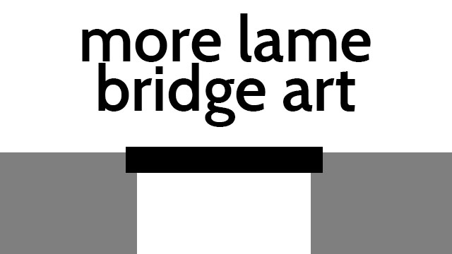 lame bridge art first methodist church cedar falls