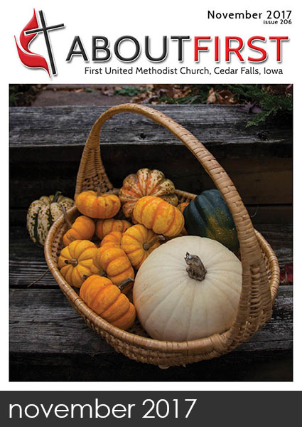 november news first methodist church cedar falls iowa