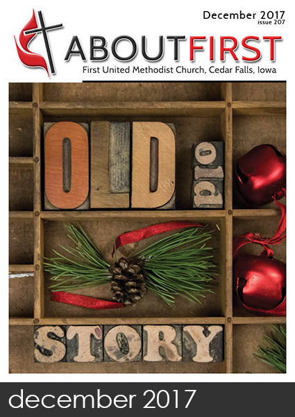 december news first methodist church cedar falls iowa