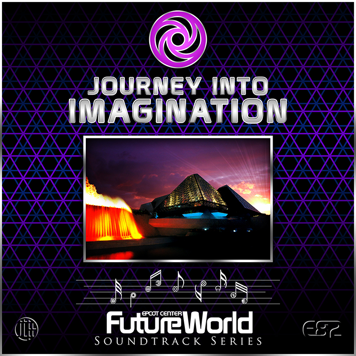 2010 FWSS Journey into Imagination — Front Cover