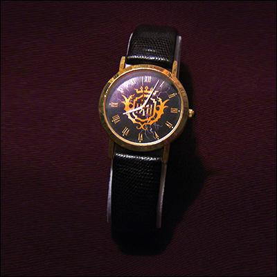 Hollywood Tower Hotel Wrist Watch
