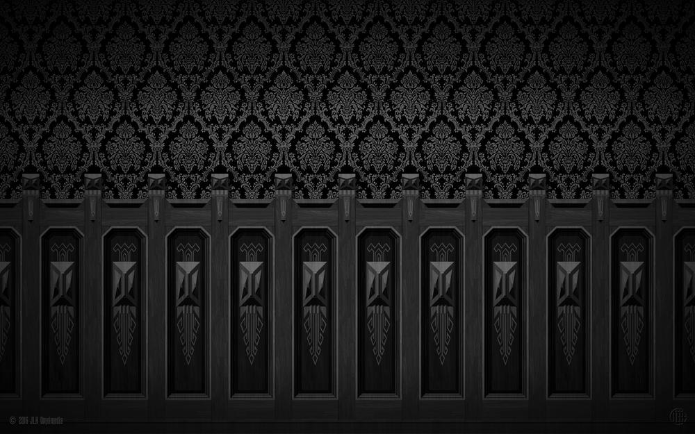 Haunted Paneling