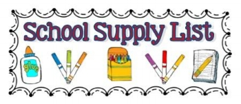 Click here for 2016-2017 Supply list