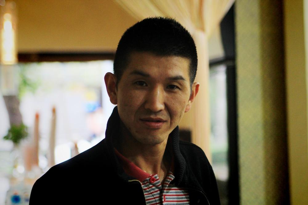 Huang  Shijie