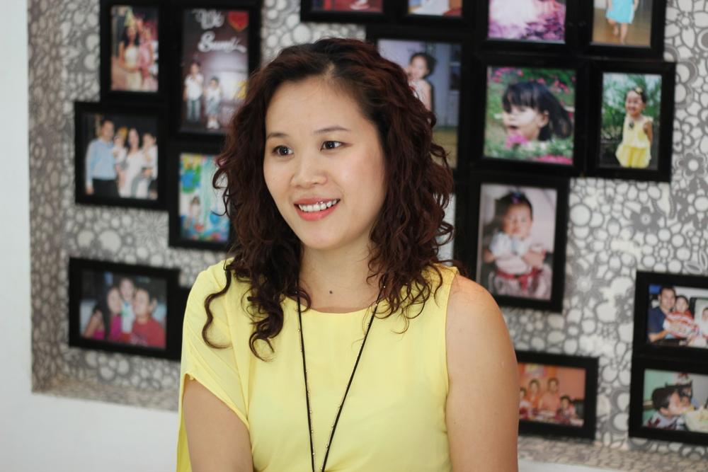 Vu Mai Linh Giang, 34