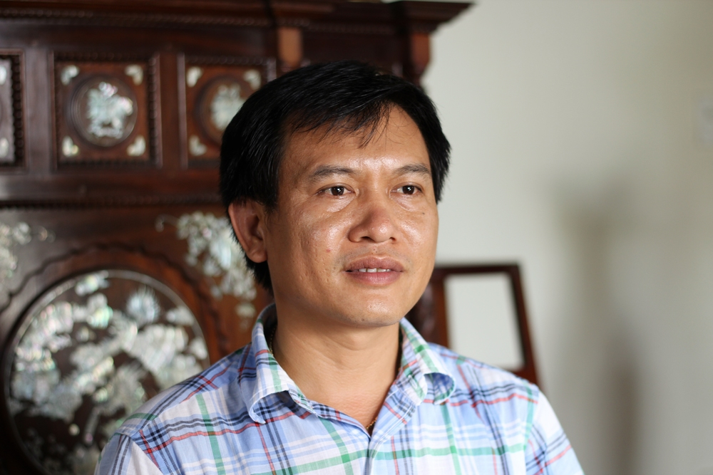 Phan Xuan Thanh, 35