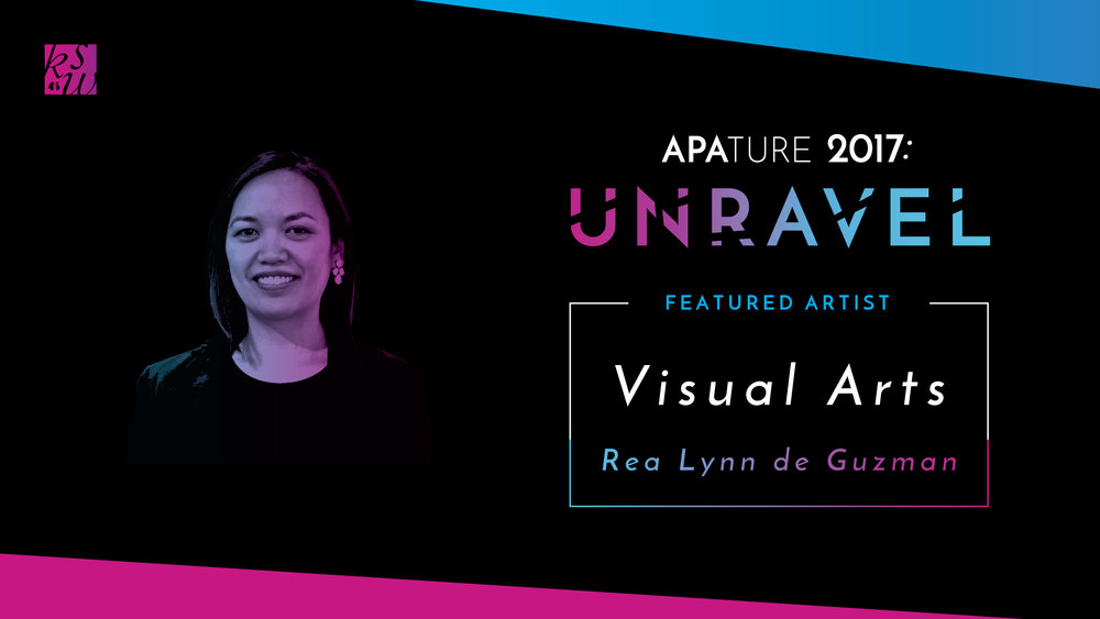 For more information, visit Kearny Street Workshop's website APAture 2017: Unravel and check out my APAture Spotlight interview