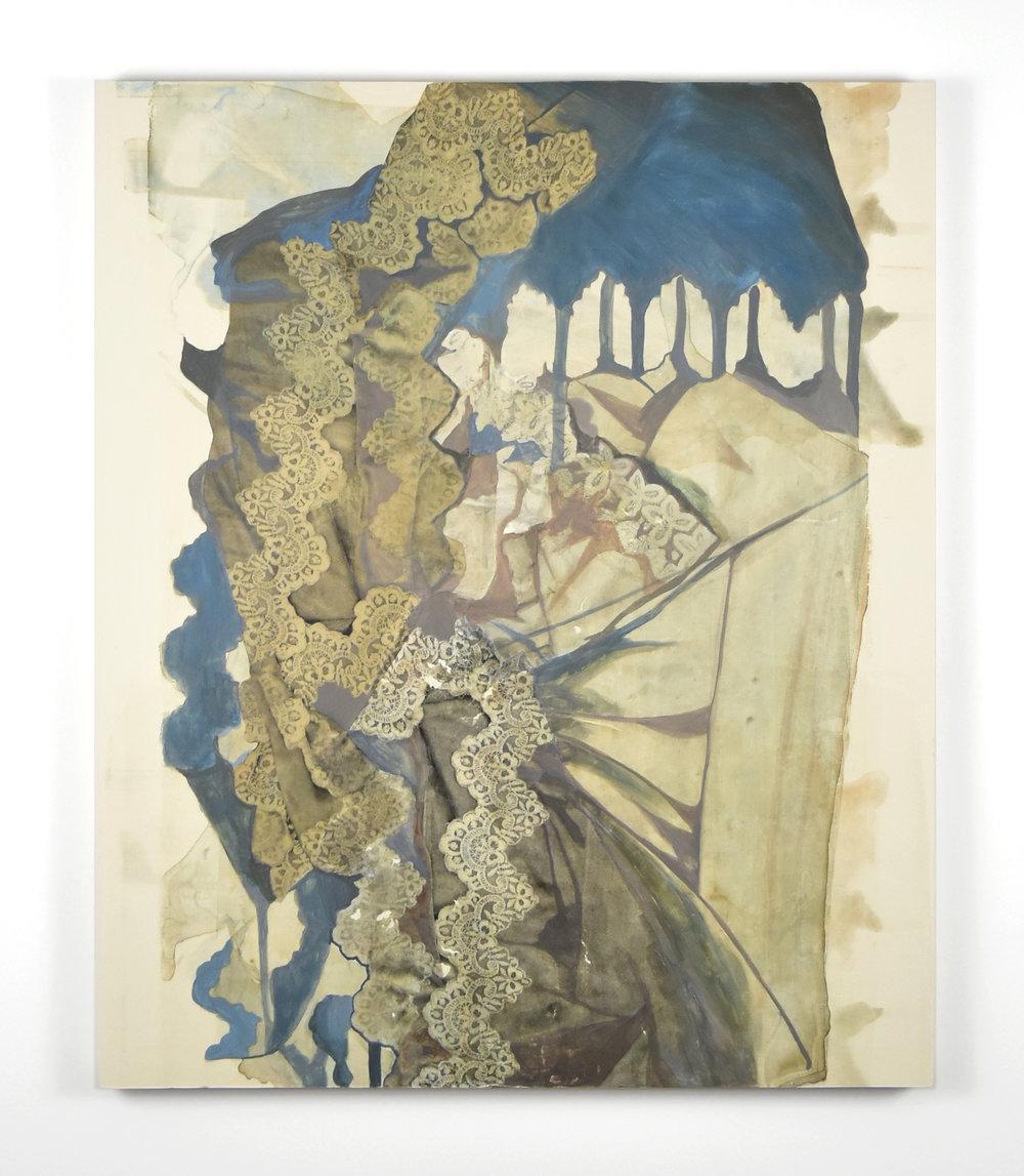 Rea Lynn de Guzman, Shawl Fragments , 2016