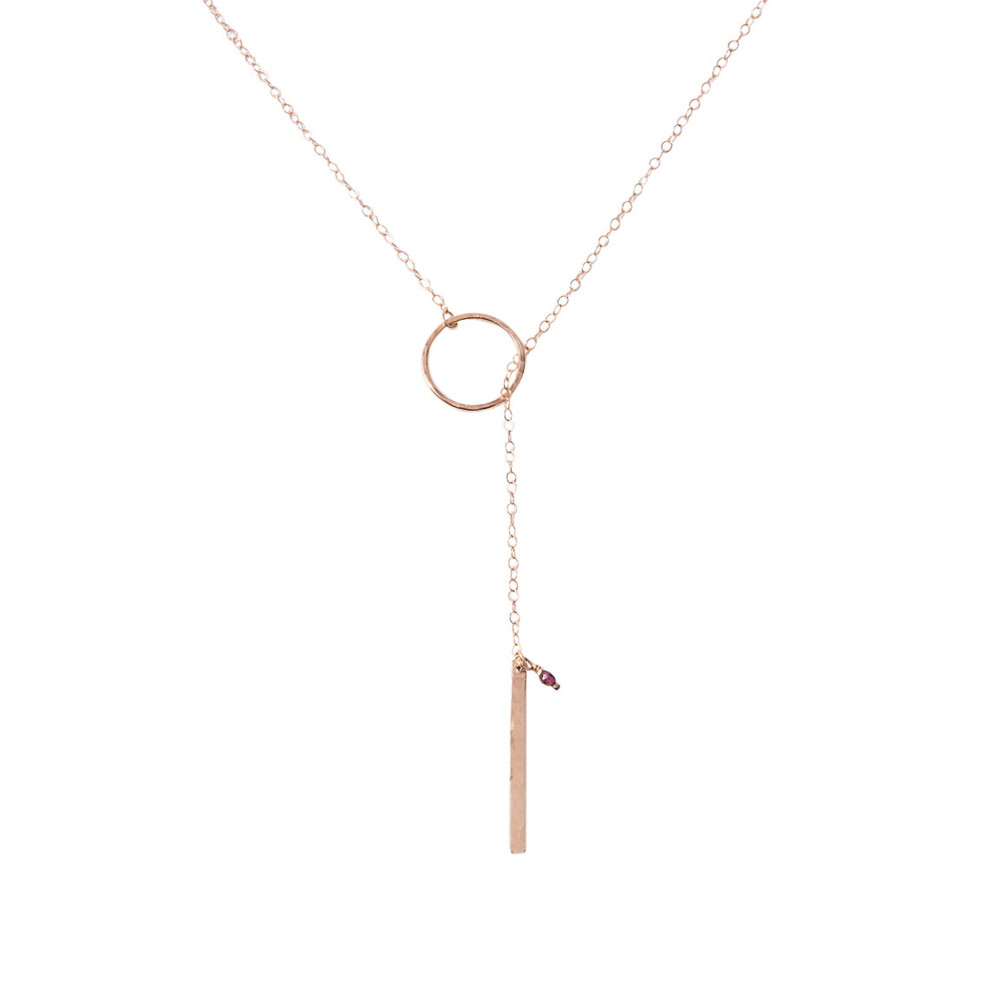 Infinite Necklace, $92