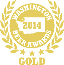 Our Honey Pale took Gold!!