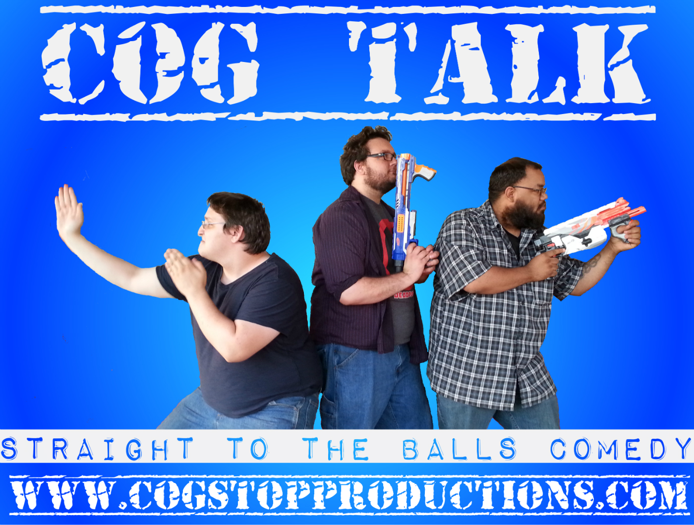 Cog Talk Episodes - Cog Stop Productions