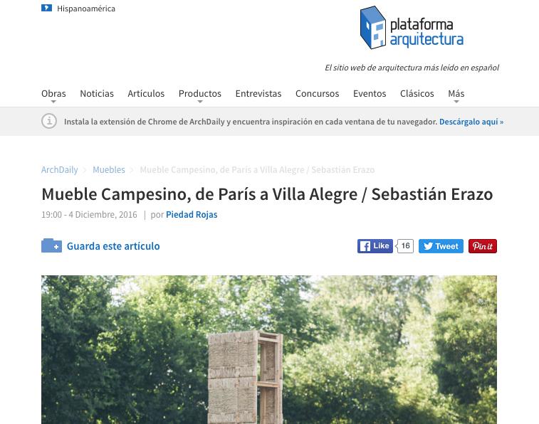 04-12 | PLATAFORMA ARQUITECTURA