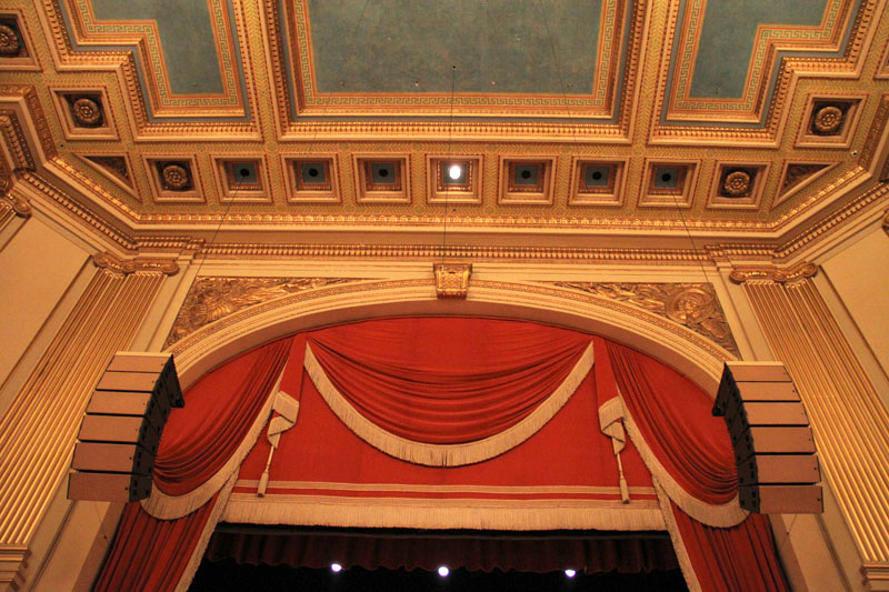 March 2, 2011   Herbst Theatre in San Francisco.
