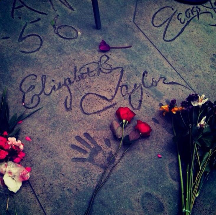 March 24, 2011   Elizabeth Taylor