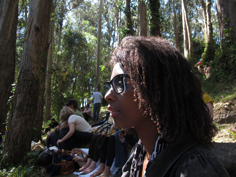 Brooke at Stern Grove
