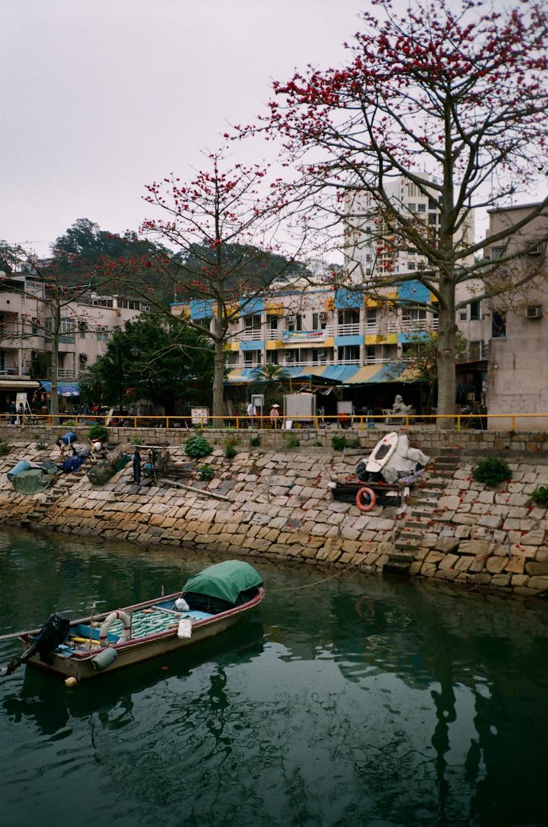 Mui Wo, Lantau.