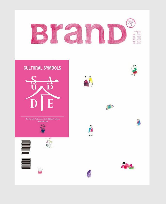 Wallnut BranD MAgazine