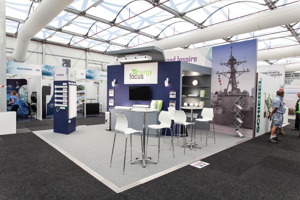 Pacific 2015 International Maritime Exhibition Sandy Shee
