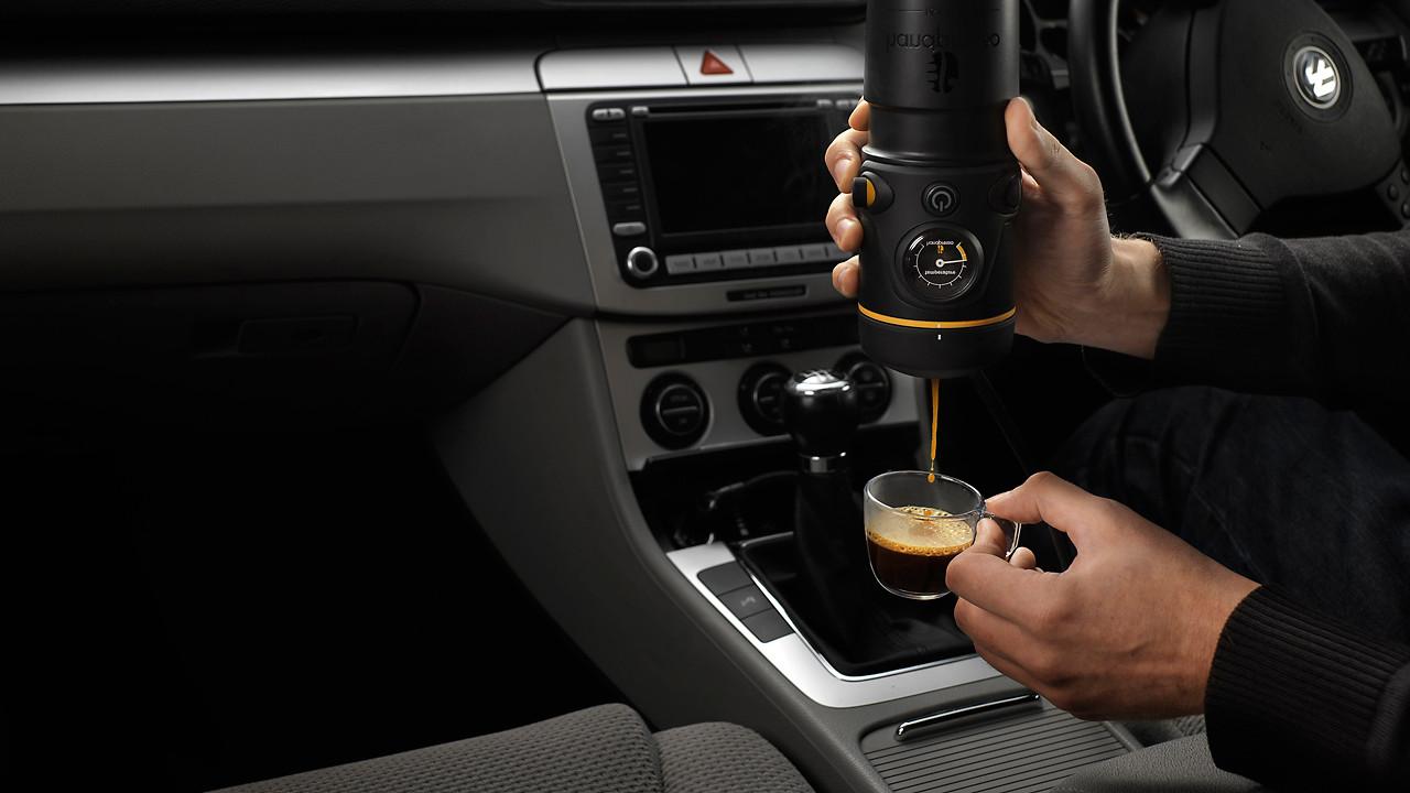 Handpresso auto fullinsight - Portable coffee maker for car ...
