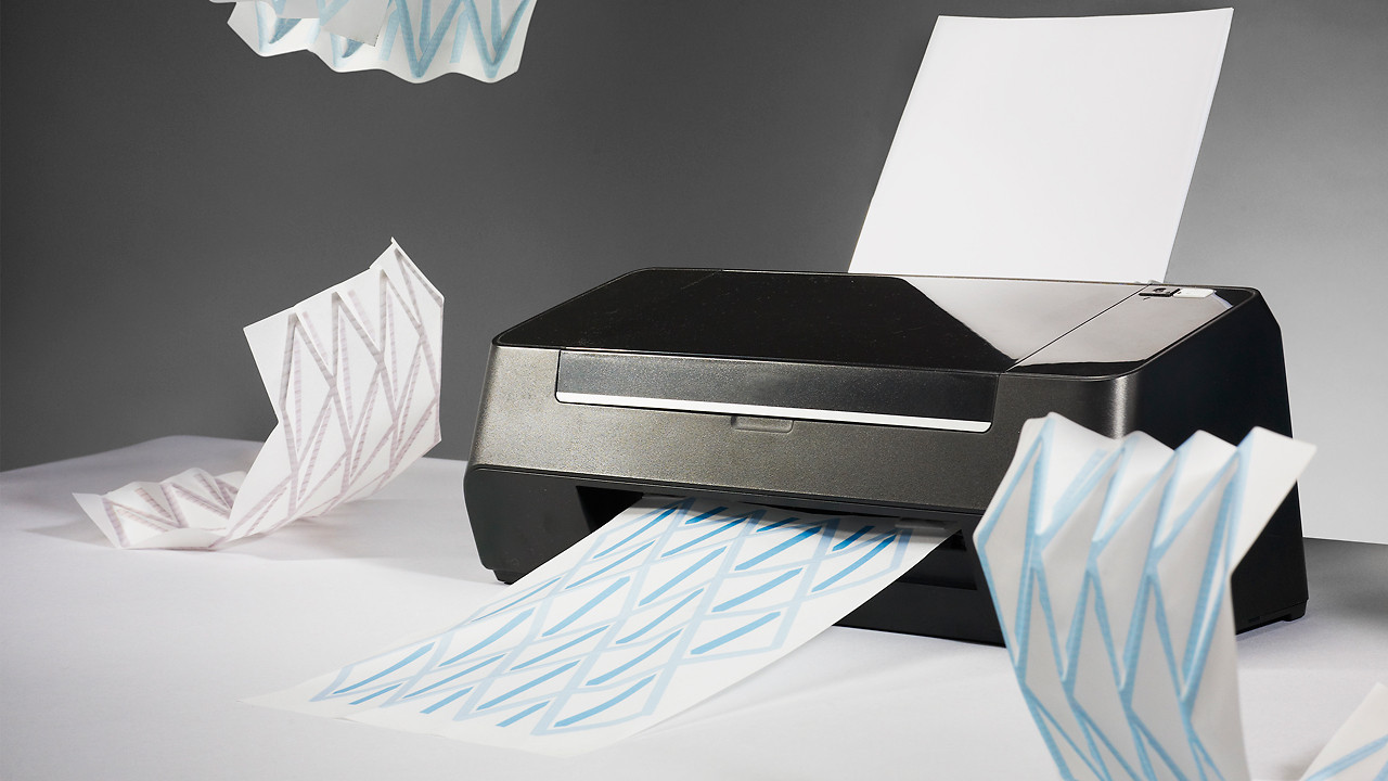 hydro fold a diy origami printer � fullinsight