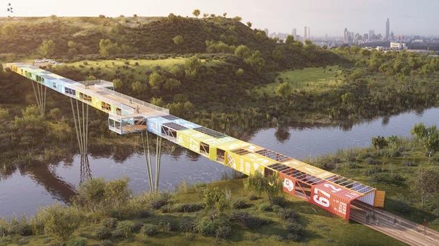 Massive-Modular-Shipping-Container-Bridge-3