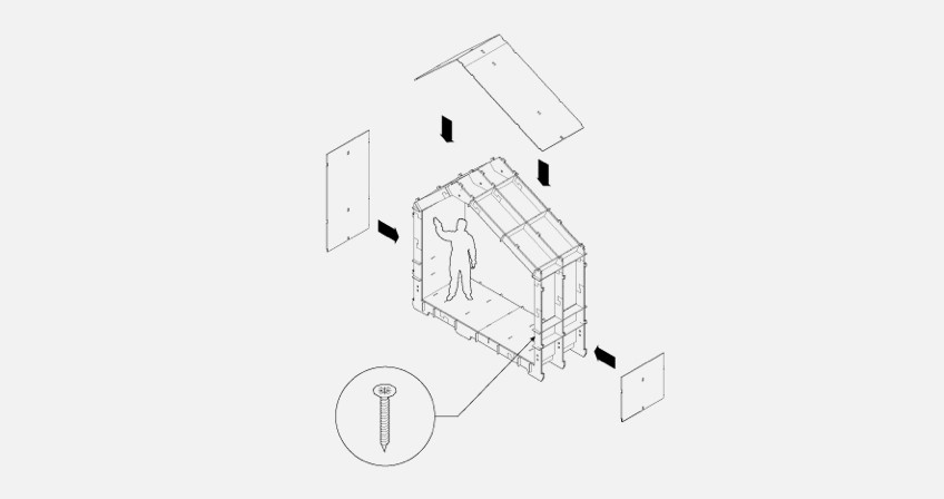 OPEN SOURCE ARCHITECTURE, WIKIHOUSE: BUILDING YOUR OWN