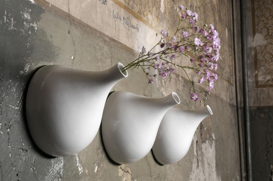 jung-porzellan-Snoopy-Vase
