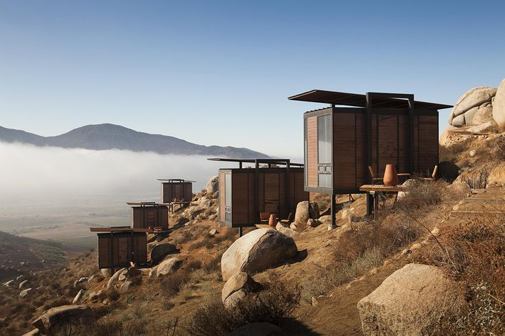 Baja's Valle de Guadalupe http://www.dwell.com/hotels/slideshow/encuentro-guadalupe-mexico#2