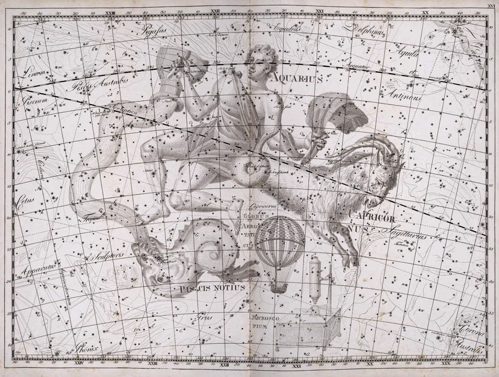 Constellation of Aquarius