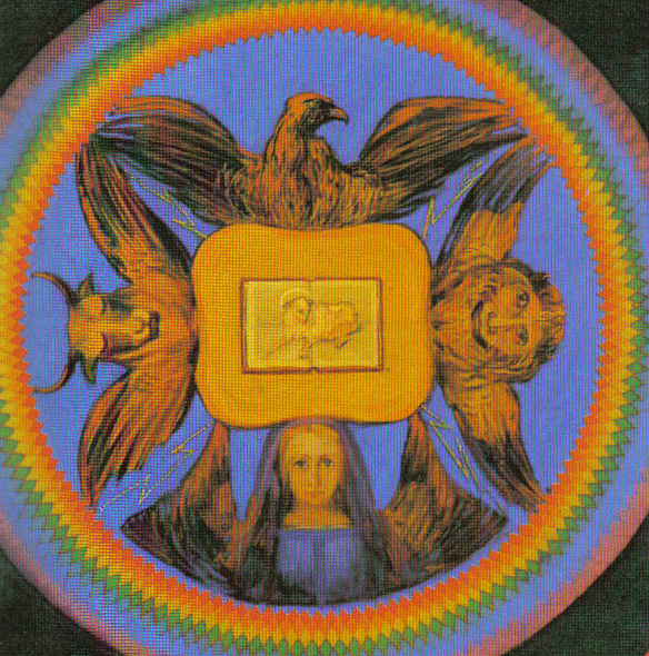 2nd Seal of the 7 Seals by Rudolf Steiner