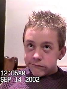 as 'Fat Steve' (2002-2004)
