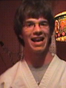 as 'Prof. VanOuchie' (2002-2005)