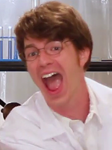 as 'Prof. VanOuchie' (2013-2014)