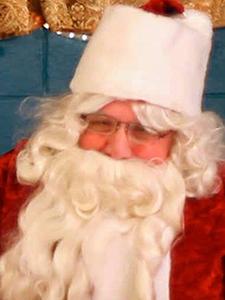 as 'Santa Claus' (2013-2014)