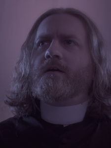 as 'Bat Priest' (2017)