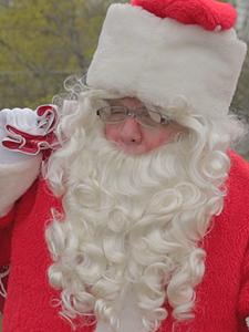 as 'Santa Claus' (2017)