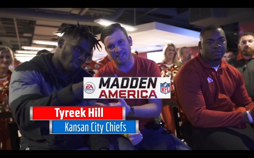 Madden NFL America