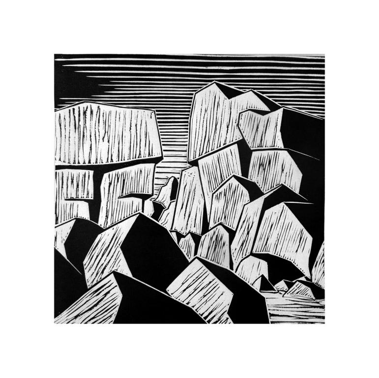'Titjikala Rocks'