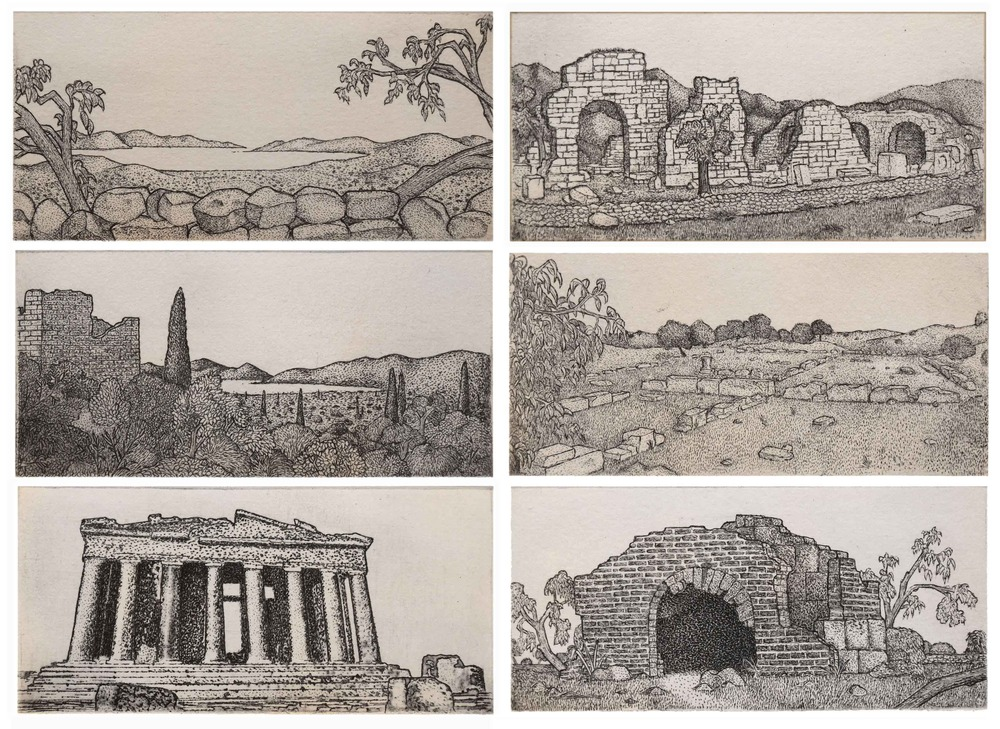 'Greek Landscape Collection'