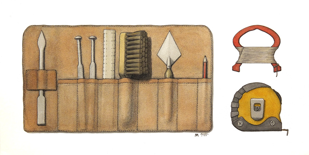 'Archeologist's Toolkit'