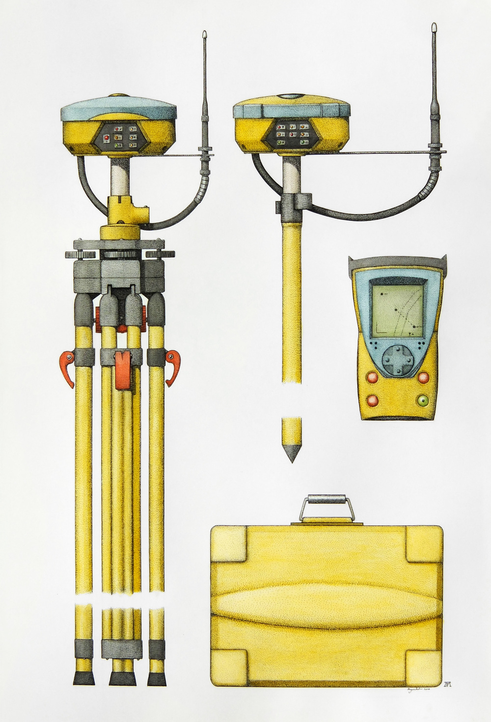 'GPS Surveying Equipment'