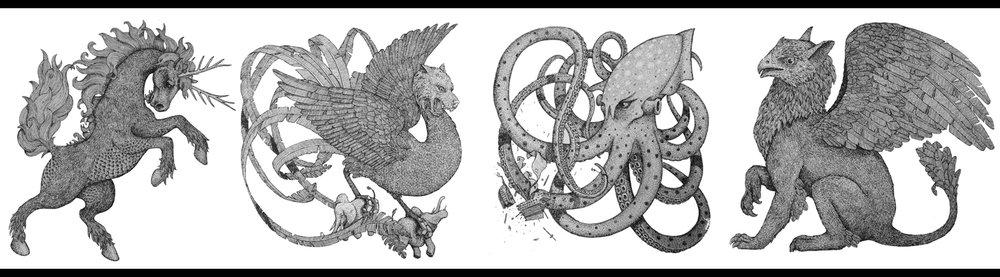 'Imaginary Beasts'