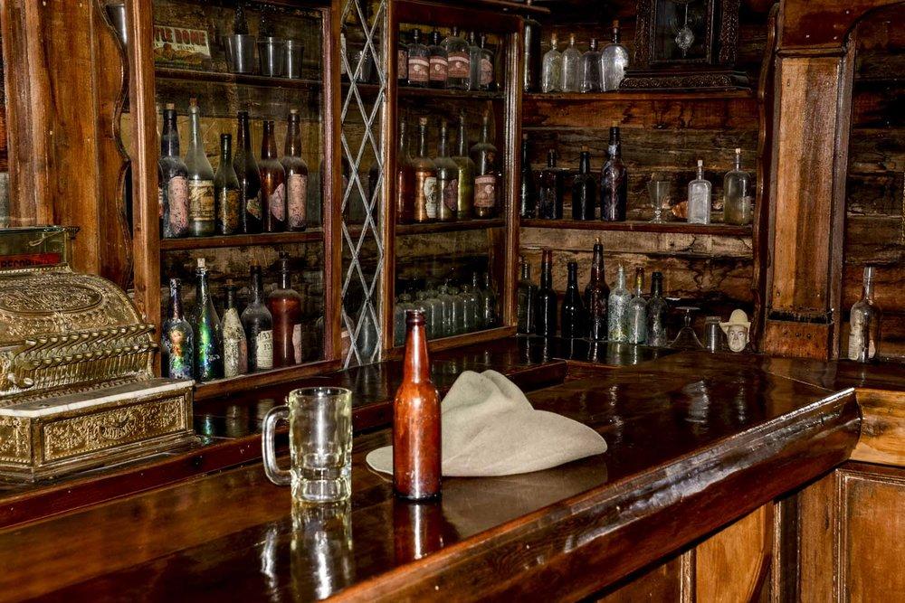 Old West Bar I