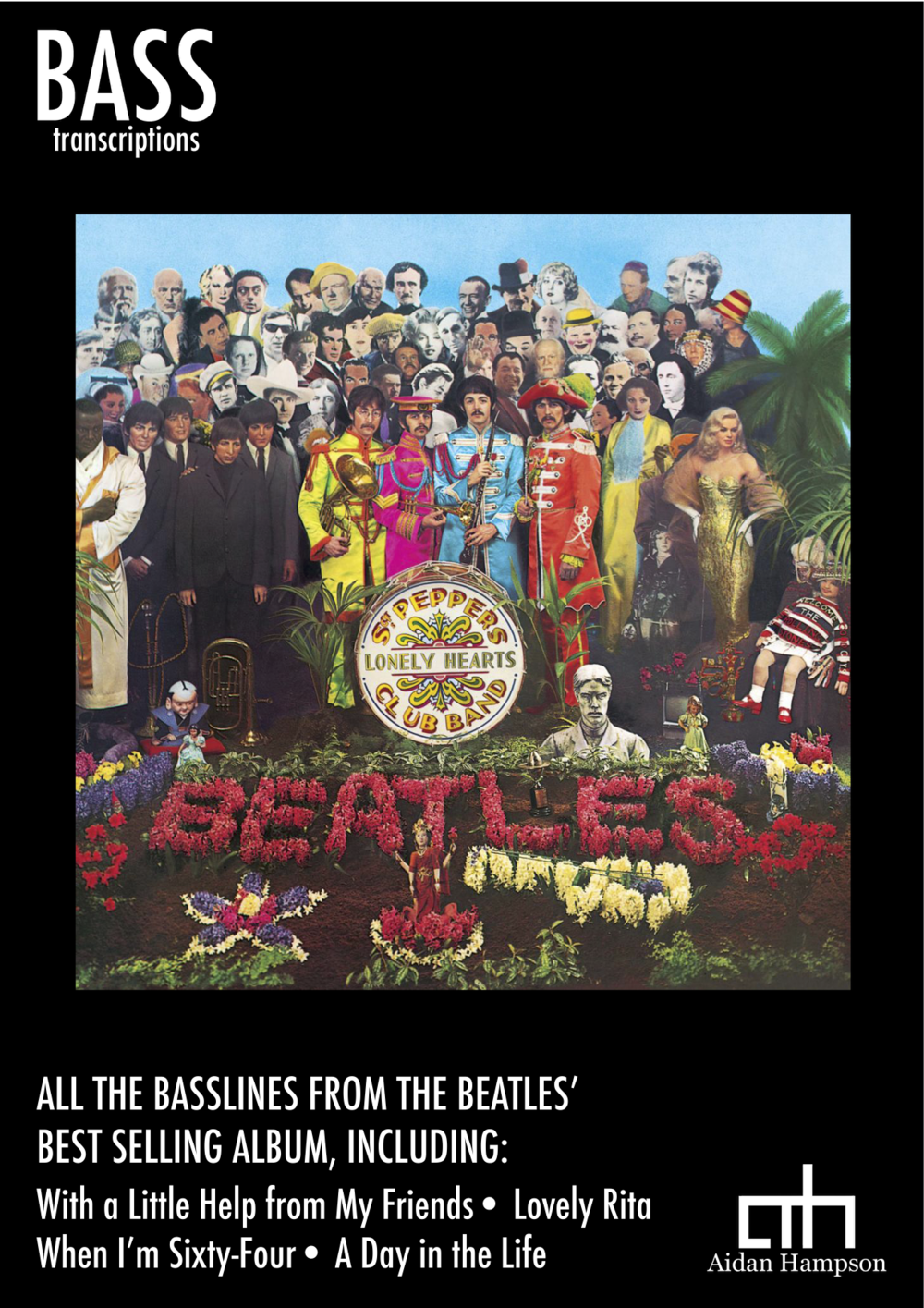 The Beatles - Sgt. Pepper's Lonely Hearts Club Band - Bass.png